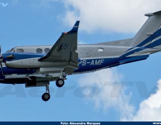 AeroTv - Beech B200 King Air PS-AMF