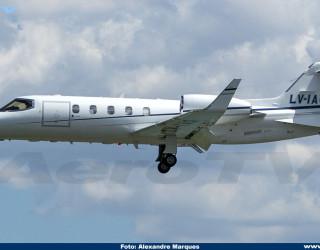 AeroTv - Learjet 31 LV-IAQ