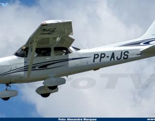 AeroTv - Cessna 172S PP-AJS