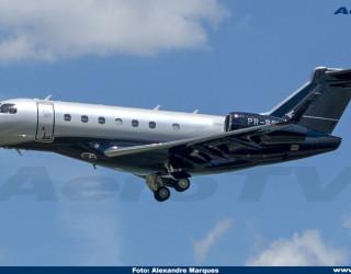AeroTv - Embraer Legacy 500 PR-ROI