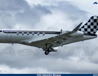 AeroTv - Bombardier Challenger 350 PS-RUN