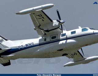 AeroTv - Mitsubishi MU-2B-60 Marquise PT-WNS